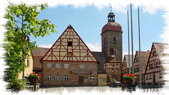 Rosstal_Marktplatz